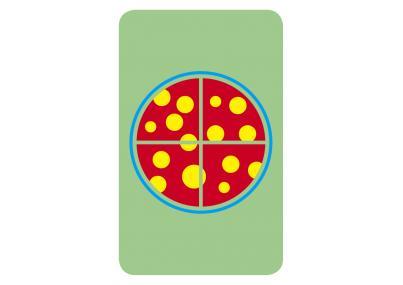 Fraction d/'action snap paires carte jeu Brainbox Apprendre Maths fractions New Age 7